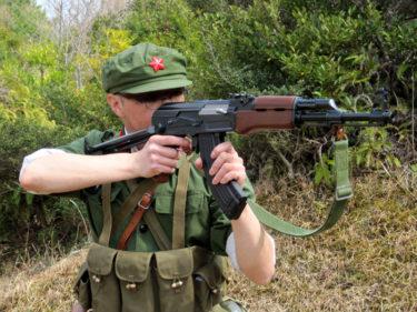 中国人民解放軍 歩兵装備 [中越戦争]