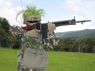 陸上自衛隊 旧迷彩装備 [1970~1980年代]