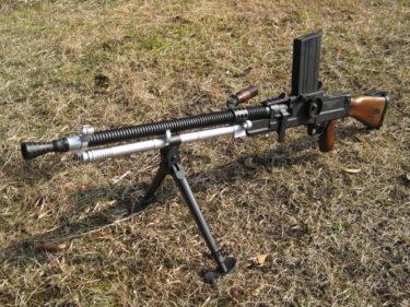 無故障機関銃 ~ ZB26/30 軽機関銃 (MYTH製・電動ガン)