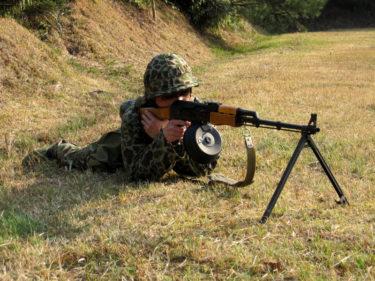 中国人民解放軍 歩兵装備 [中越国境紛争]
