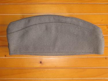 東ドイツ軍 舟形帽 (実物)
