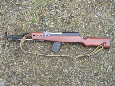 63式小銃・電動化カスタム (個人製作品)