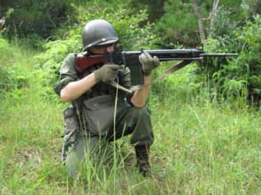 陸上自衛隊 OD作業服&ビニロン製装備 [1960~1980年代]