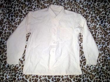 中国人民解放軍 65式シャツ&パンツ (実物)