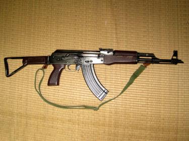 中華AK近代化モデル ~ 56-2式小銃 (Real Sword製・電動ガン)
