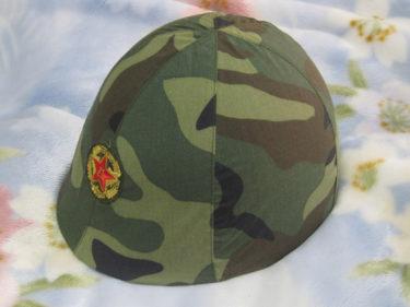 中国人民解放軍 91式傘兵ヘルメット (実物)