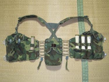 中国人民解放軍 91式単兵携行具・1994年製 (実物)