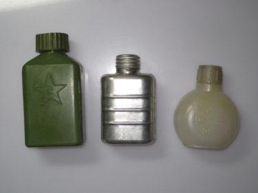 中国人民解放軍 銃手入れ油缶 (実物)