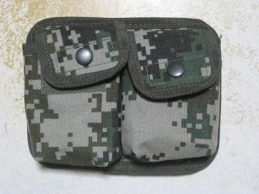 中国人民解放軍 88式狙撃銃 マガジンポーチ (実物)