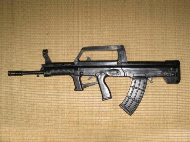 95式小銃・ラバーガン (訓練用・モデル品)