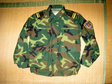 中国人民解放軍 97式駐港部隊 臂章 (実物)