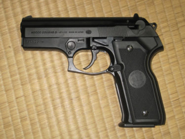 M8000 クーガーG (東京マルイ製・エアコッキング)
