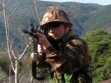 2010年代的陸軍士兵 ~ 中国人民解放軍 陸軍 冬季装備 [荒漠迷彩]