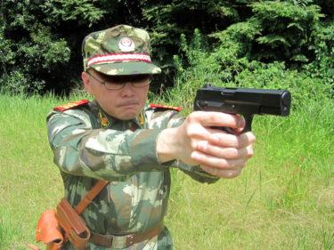 2000年代的人民武警 ~ 中国人民武装警察部隊 05式武警装備