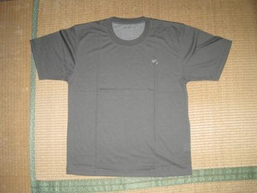 PLAの半袖Tシャツ ~ 中国人民解放軍 07式体能服 (実物)