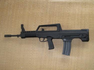 95式の輸出モデル ~ 97式小銃 (Real Sword製・電動ガン)