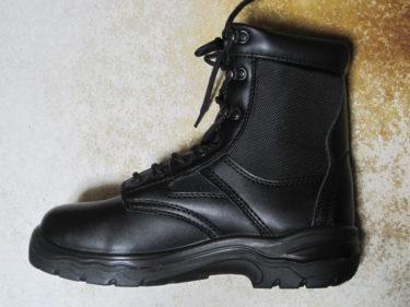 半長靴タイプ訓練用品 ~ ミリタリータクティカルブーツ (民生品)