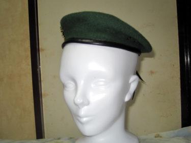 フランス陸軍 外人部隊 ベレー帽 (実物)