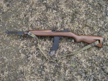 M1カービン・戦後型 (AGM製・エアコッキング)