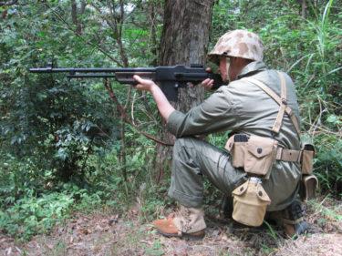 BAR銃手 装備あれこれ・その1 [アメリカ海兵隊・WW2 太平洋戦線]