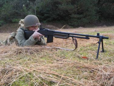 BAR銃手 装備あれこれ・その2 [アメリカ陸軍・WW2 ヨーロッパ戦線]