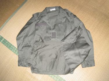 フランス陸軍 F2 戦闘服 (実物)