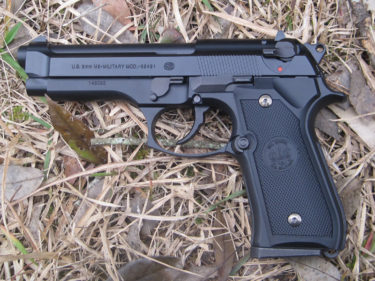 M9ハンドガン (東京マルイ製・ガスブローバック)